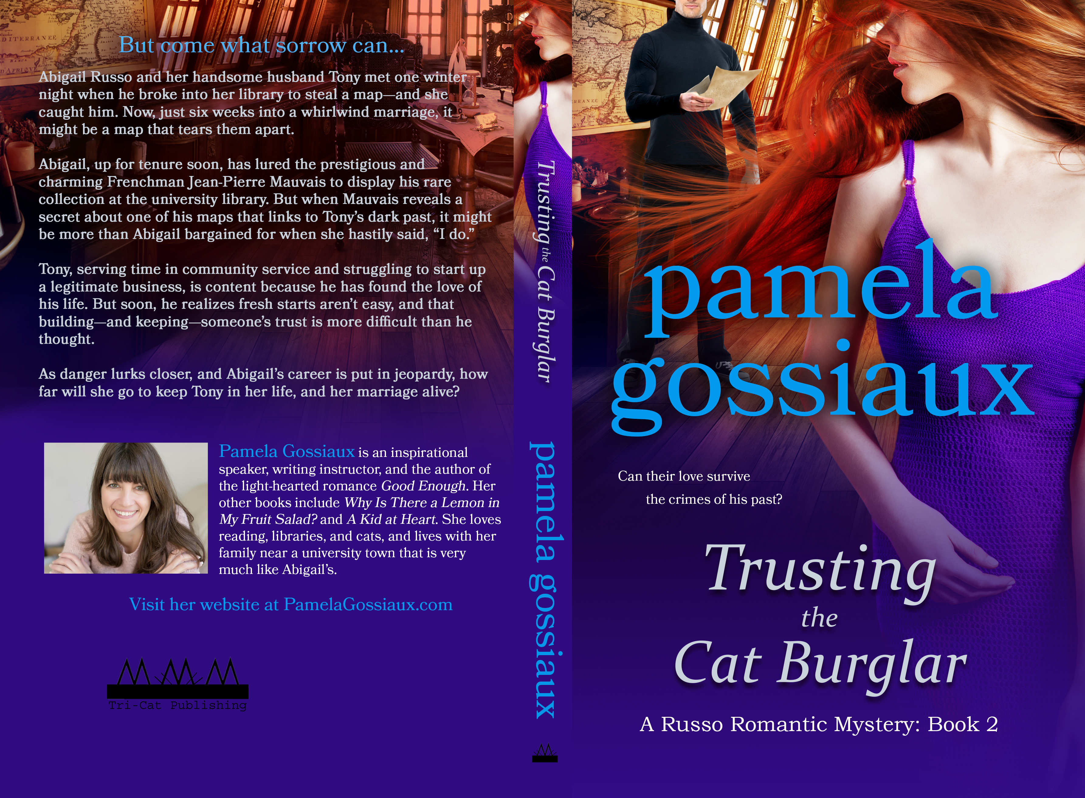 Trusting the Cat Burglar 5_5 x 8_5 at 254 pages