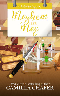 Mayhem in May final for Barnes and Noble