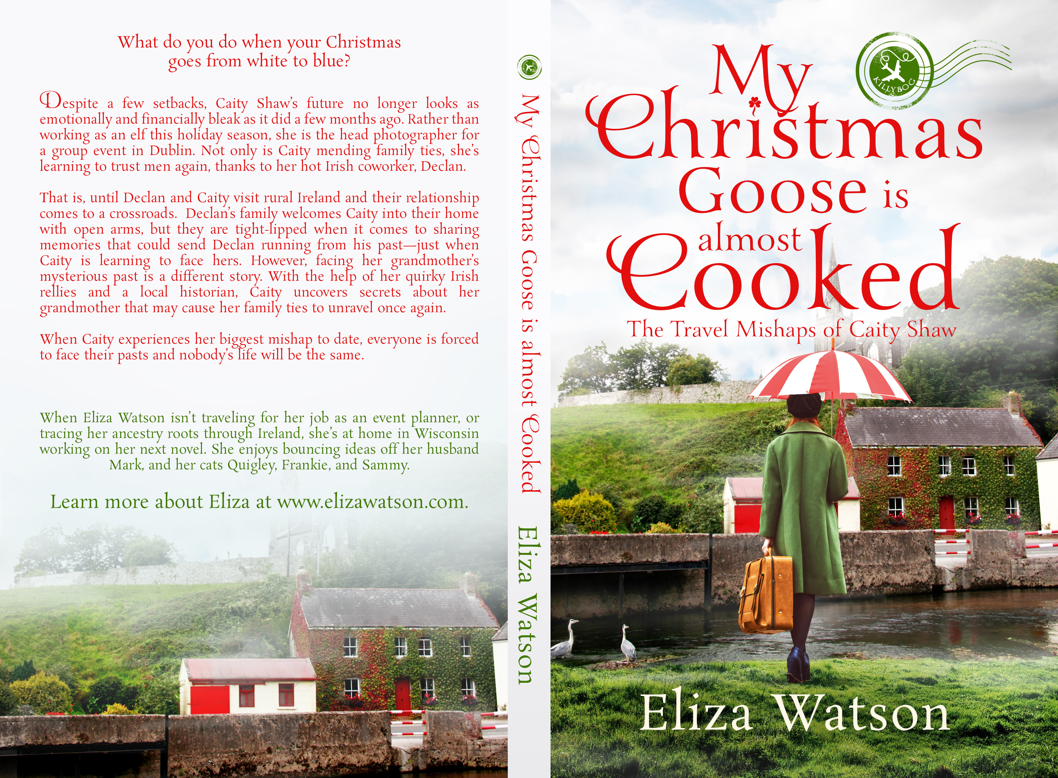 My Christmas Goose is Almost Cooked full 5_25 by 8 at 204 pages