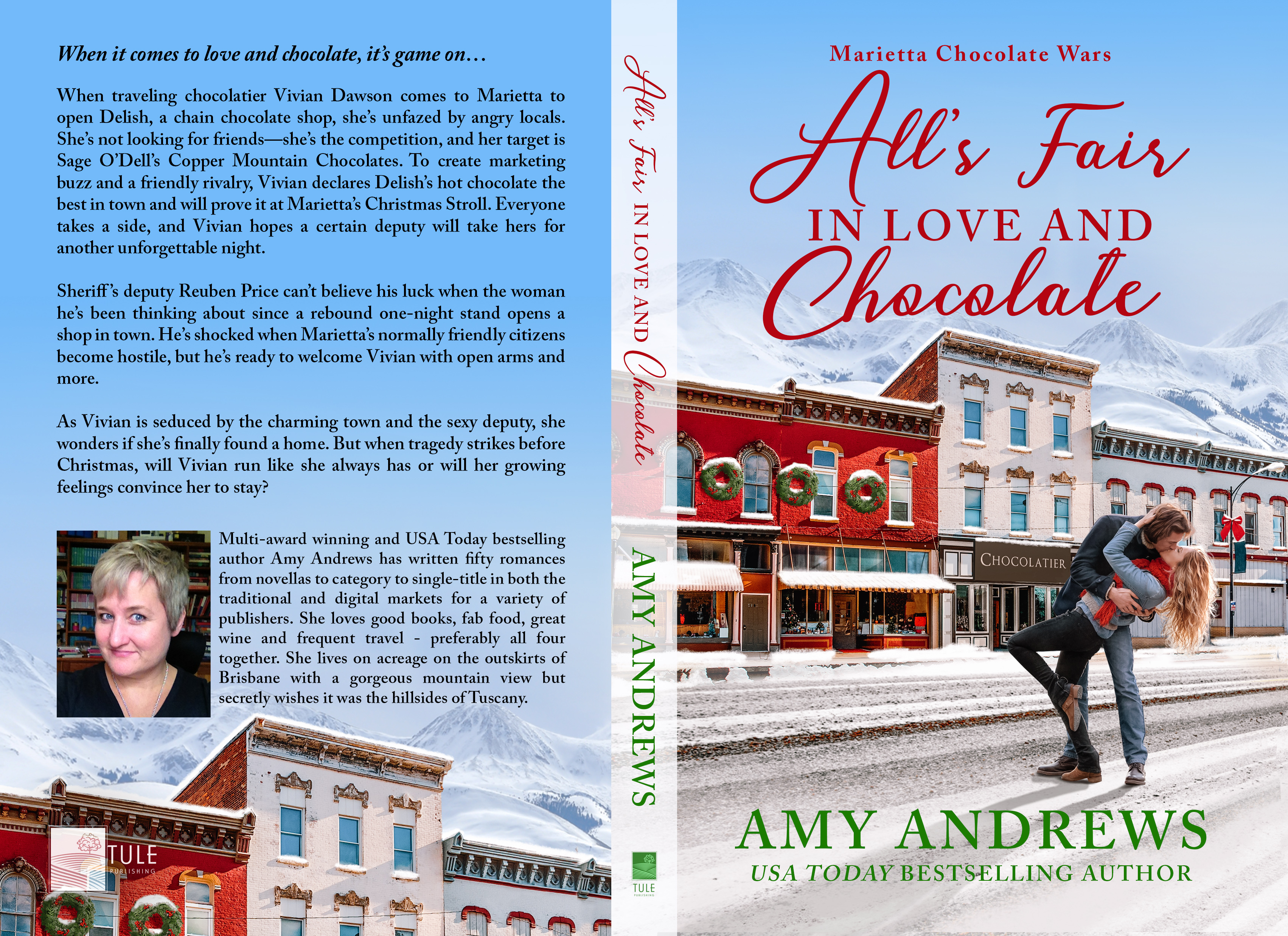 All's Fair in Love and Chocolate 5