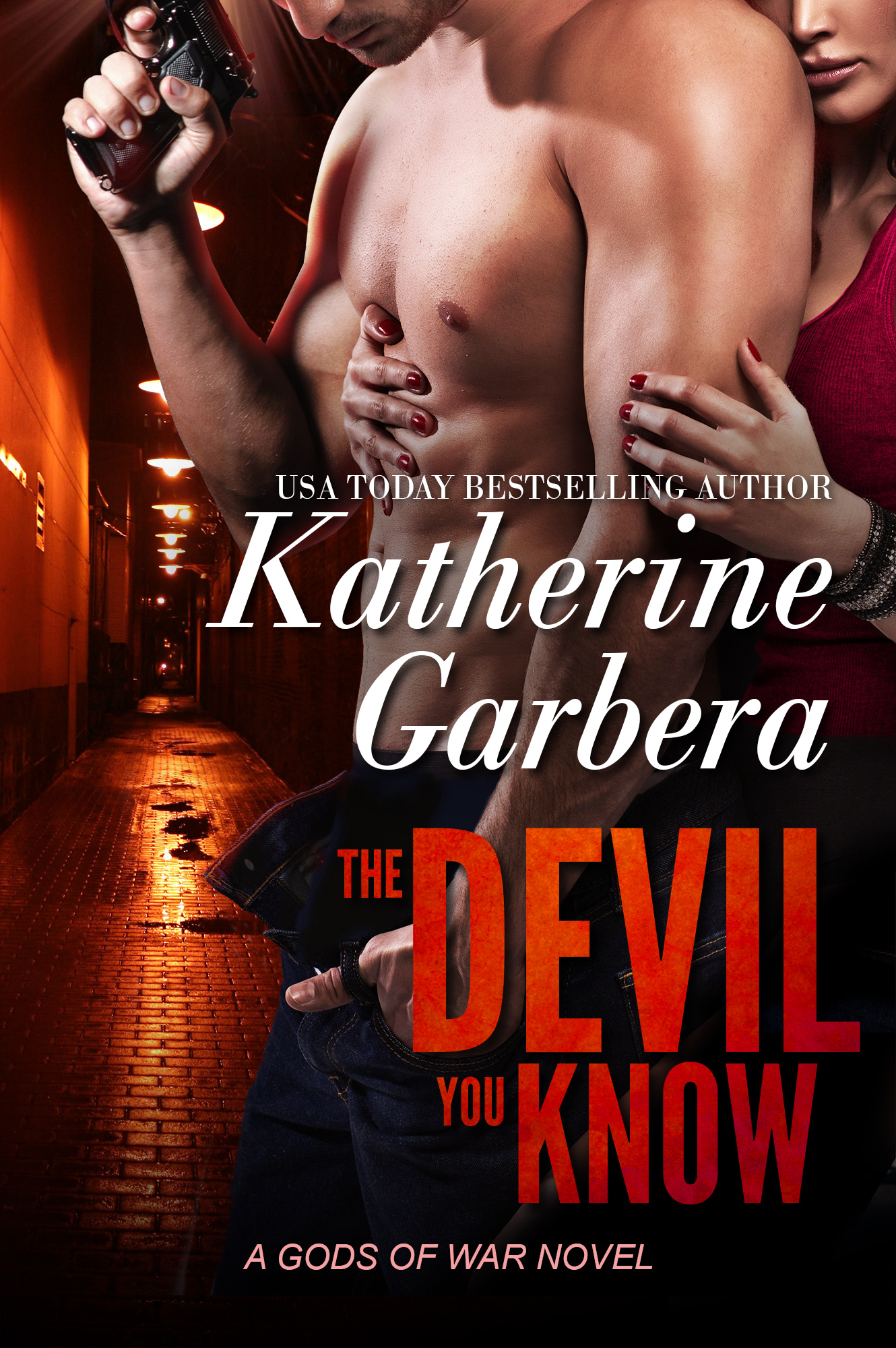 The Devil You Know final for Barnes and Noble