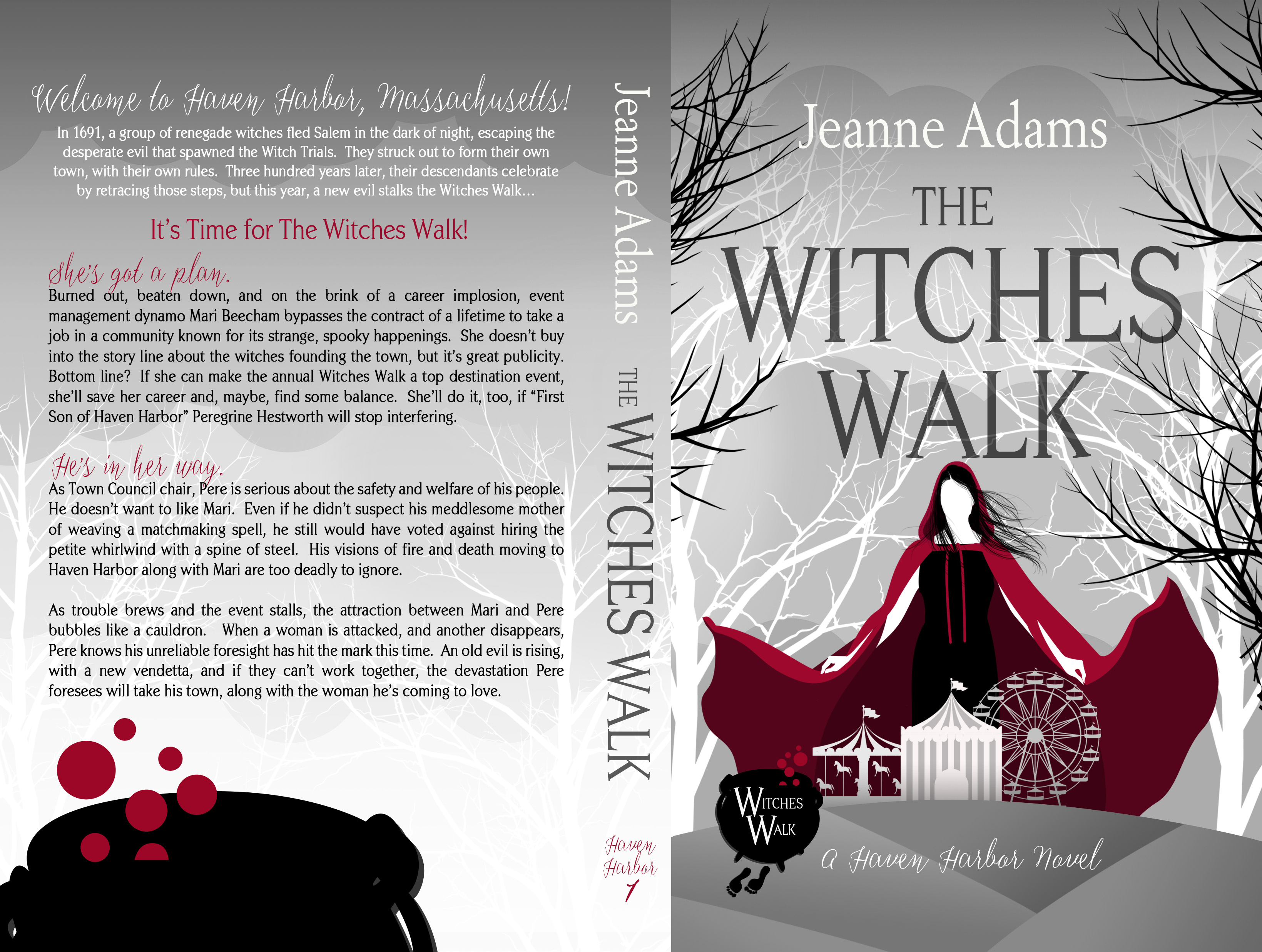 The Witches Walk full 5 x 8 WRONG PAGE COUNT