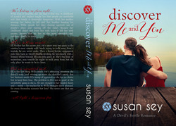 Discover Me and You 5_25 x 8 at 343 pages