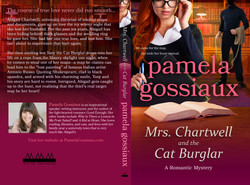 Mrs. Chartwell and the Cat Burglar 5_5 x 8_5 at 242 pages