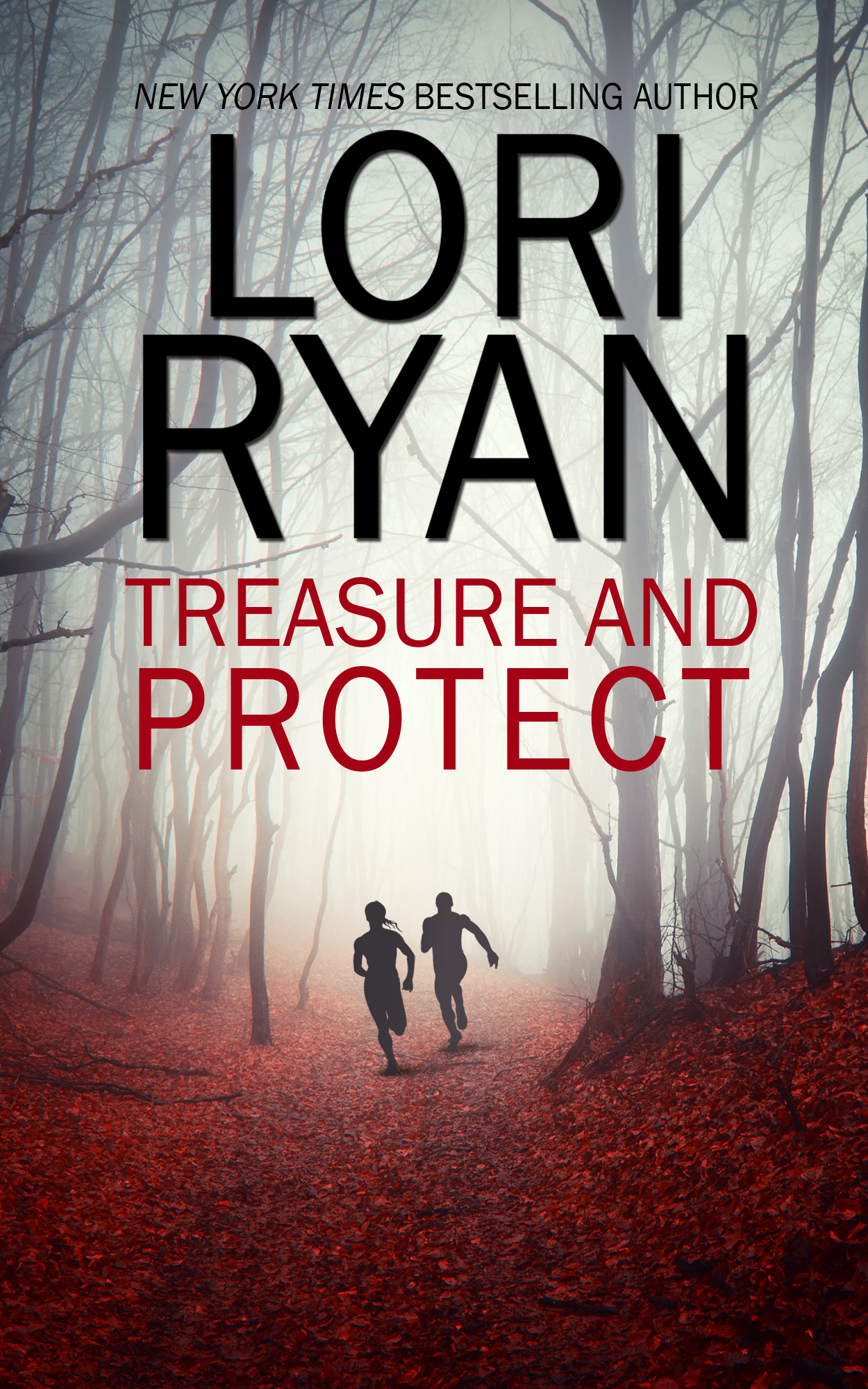 Treasure and Protect final for Barnes and Noble