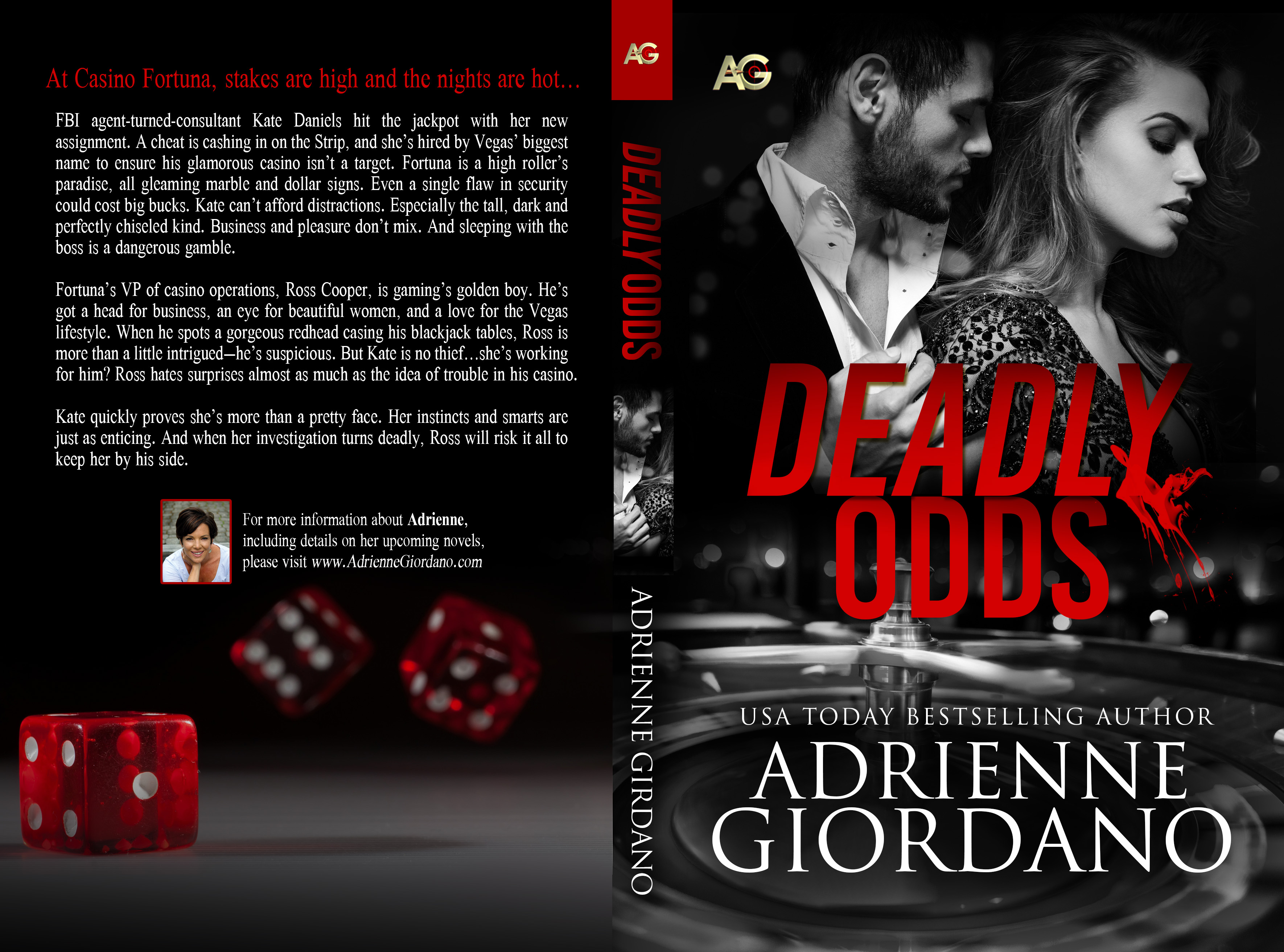 Deadly Odds full WRONG PAGE COUNT