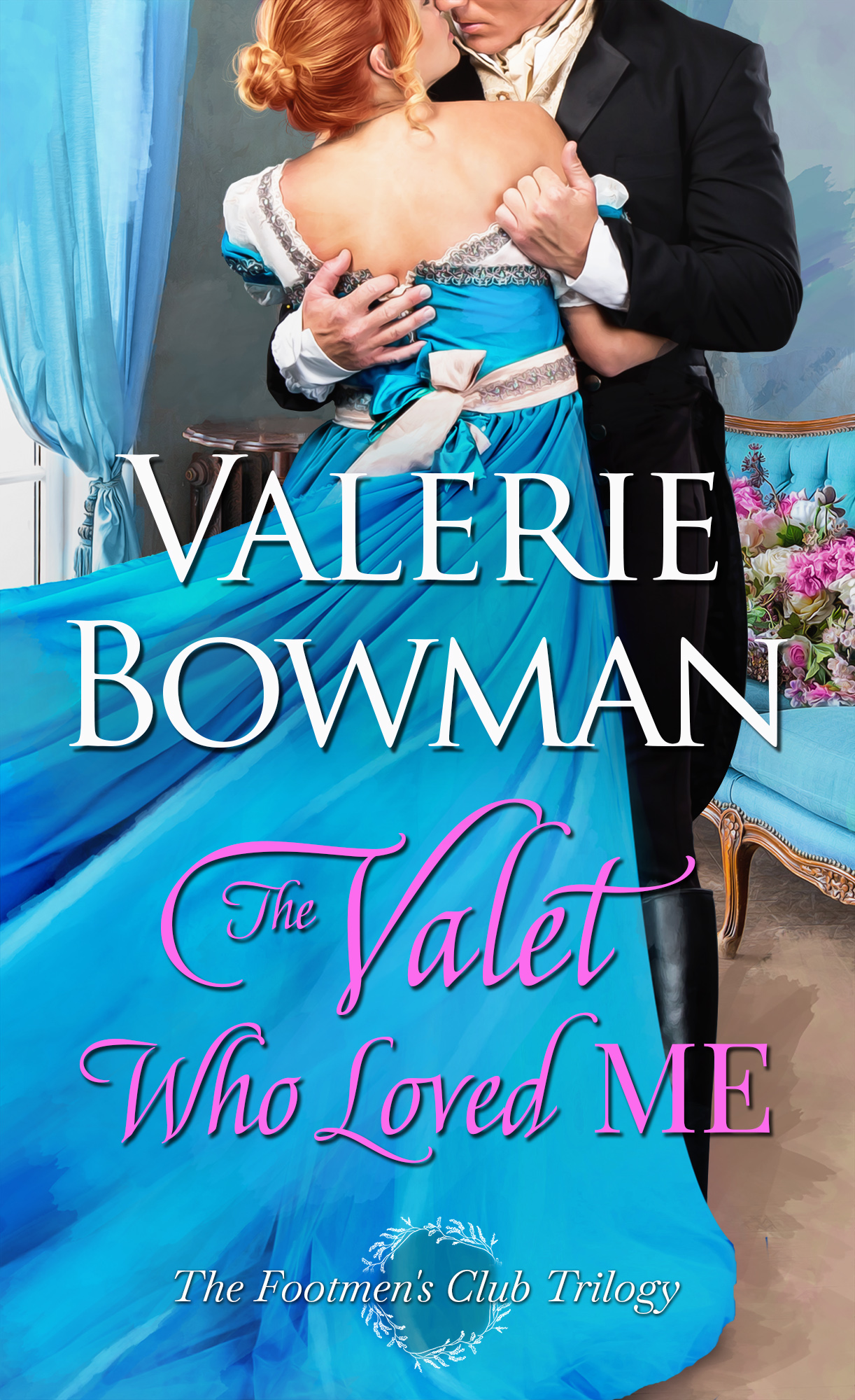 The Valet Who Loved Me final for Barnes