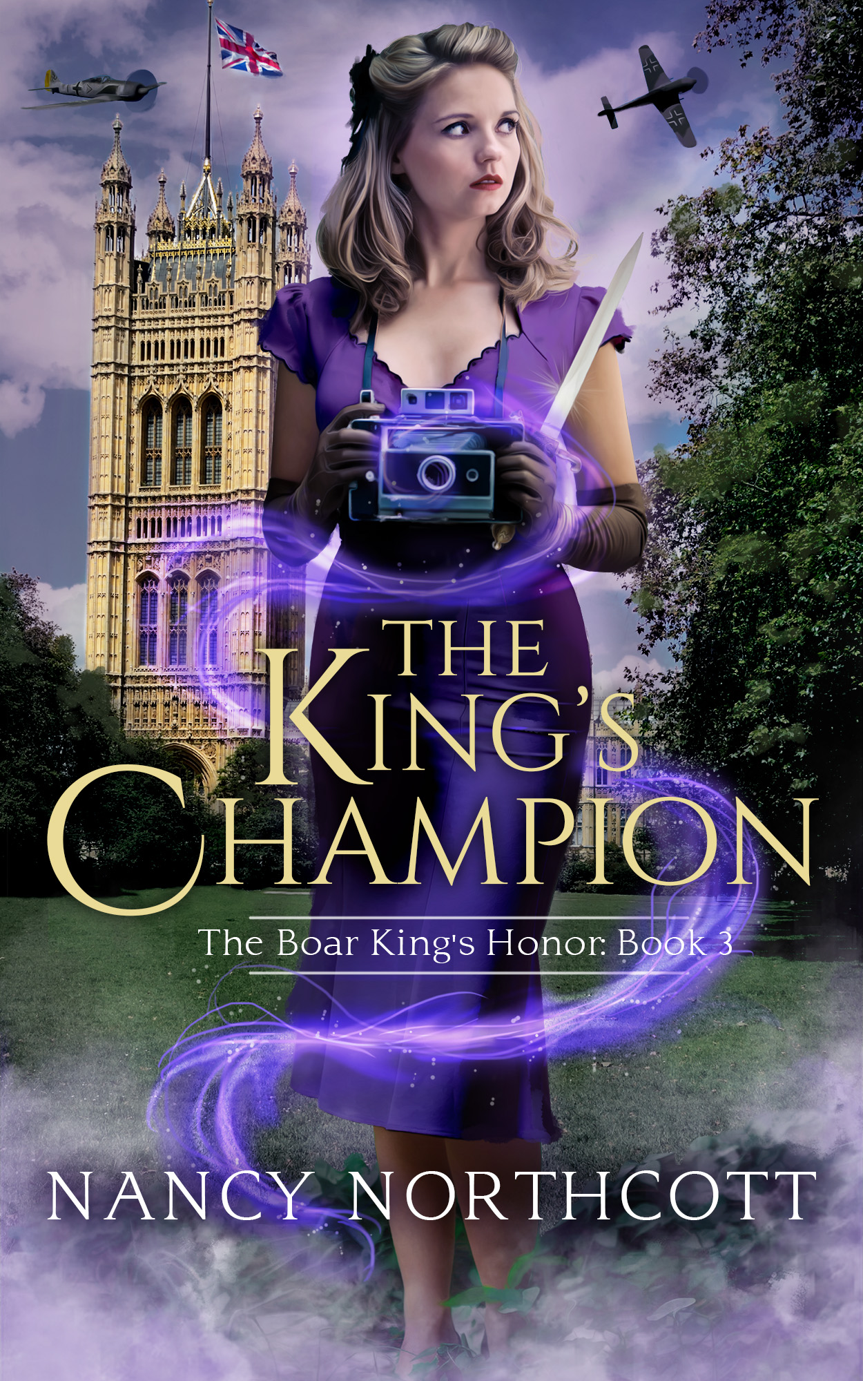 The King's Champion final FANTASY EDIT for Barnes and Noble