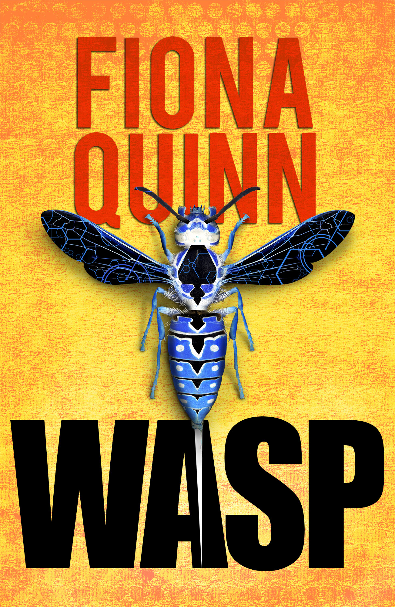 Wasp final for Barnes and Noble