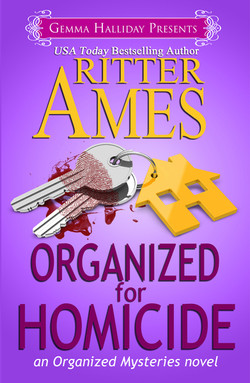 Organized for Homicide final USA for Barnes and Noble