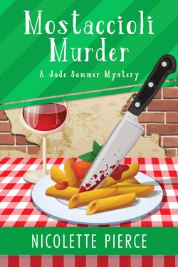 Mostaccioli Murder final for Barnes and