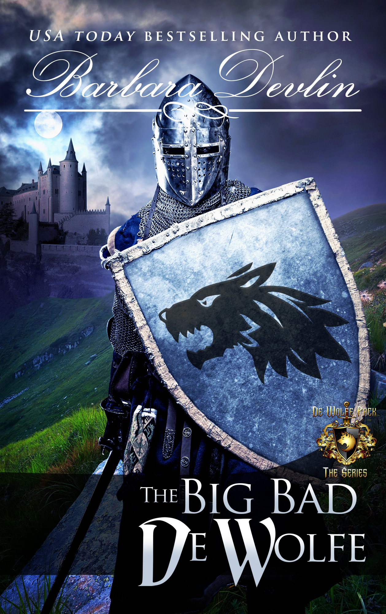 The Big Bad De Wolfe USA for Barnes and Noble