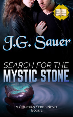 Search for the Mystic Stone for Barnes and Noble