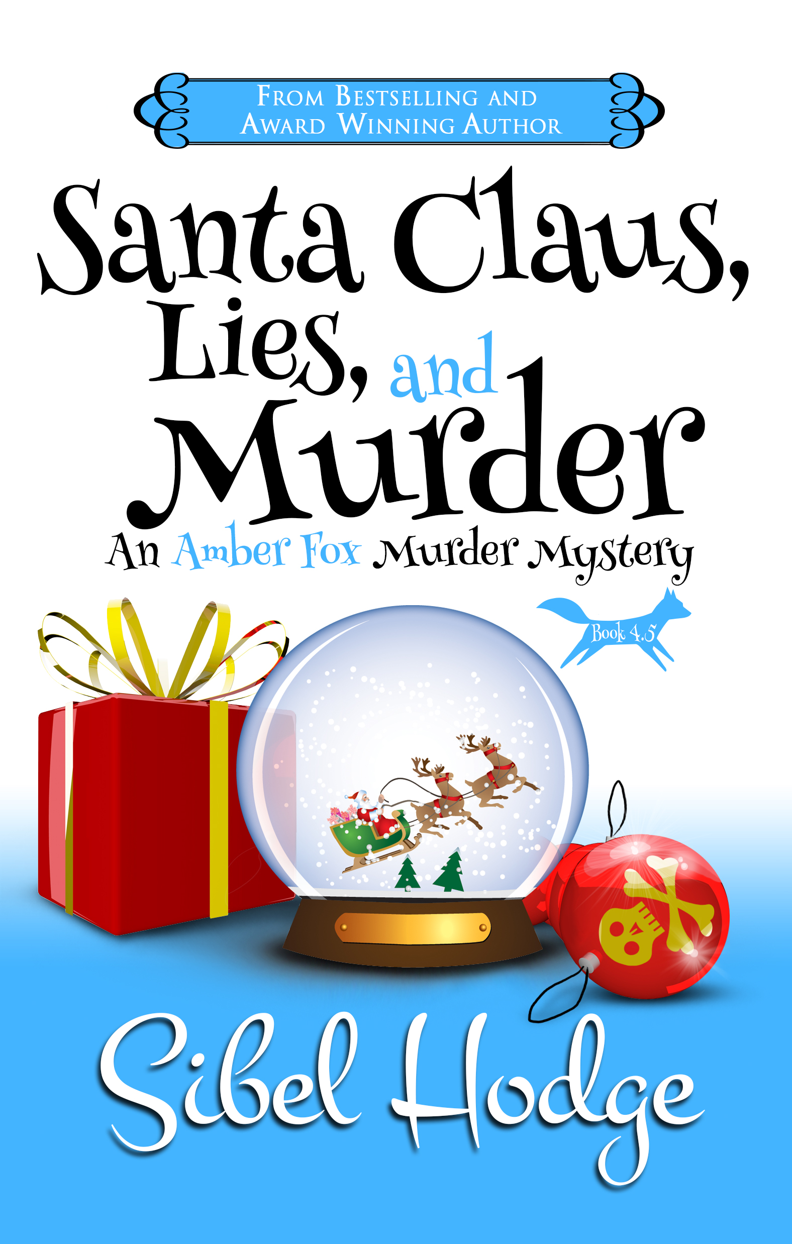 Santa Claus, Lies, and Murder final