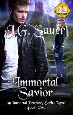Immortal Savior final with star for Barnes and Noble