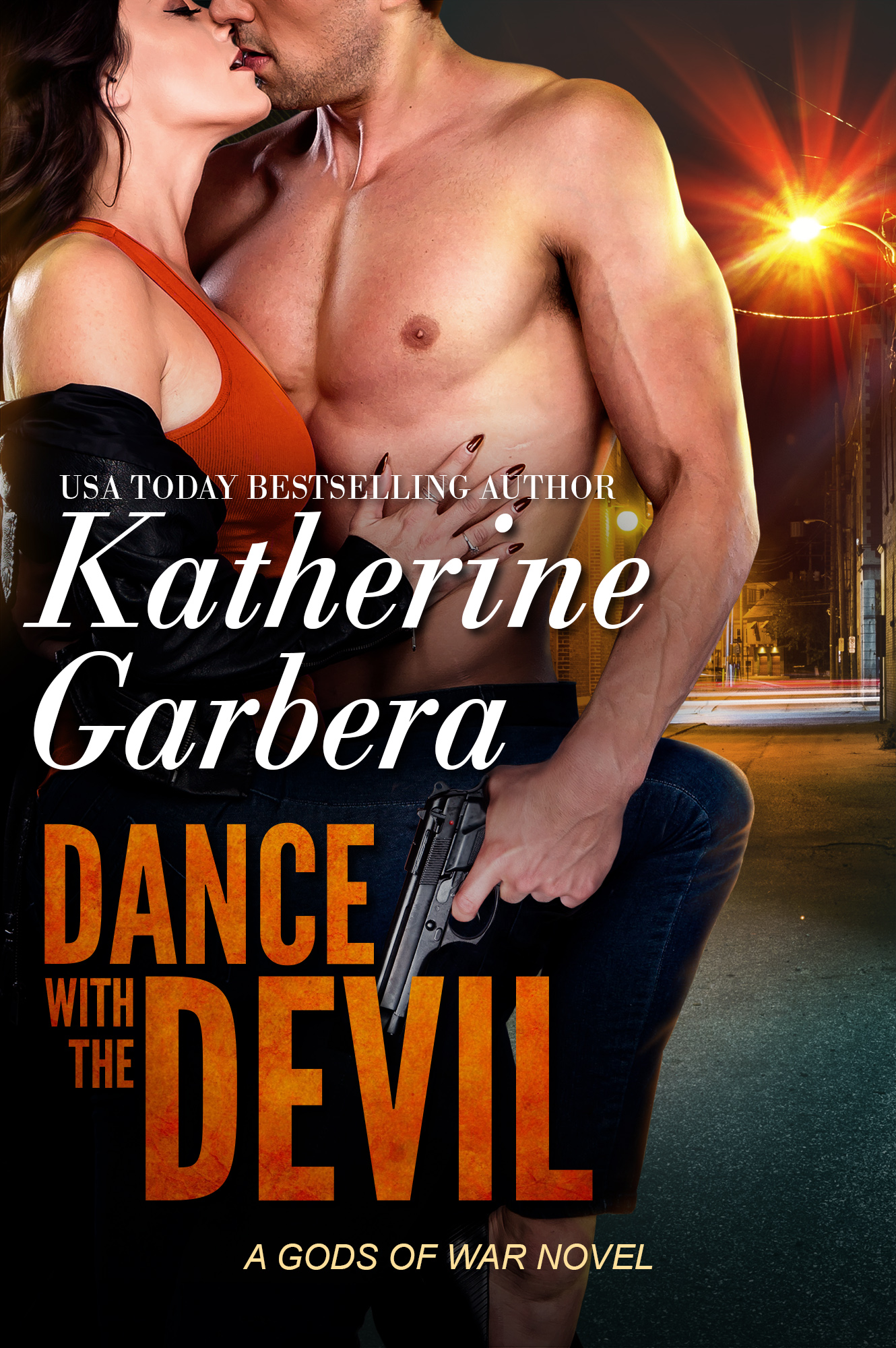 Dance with the Devil final for Barnes and Noble