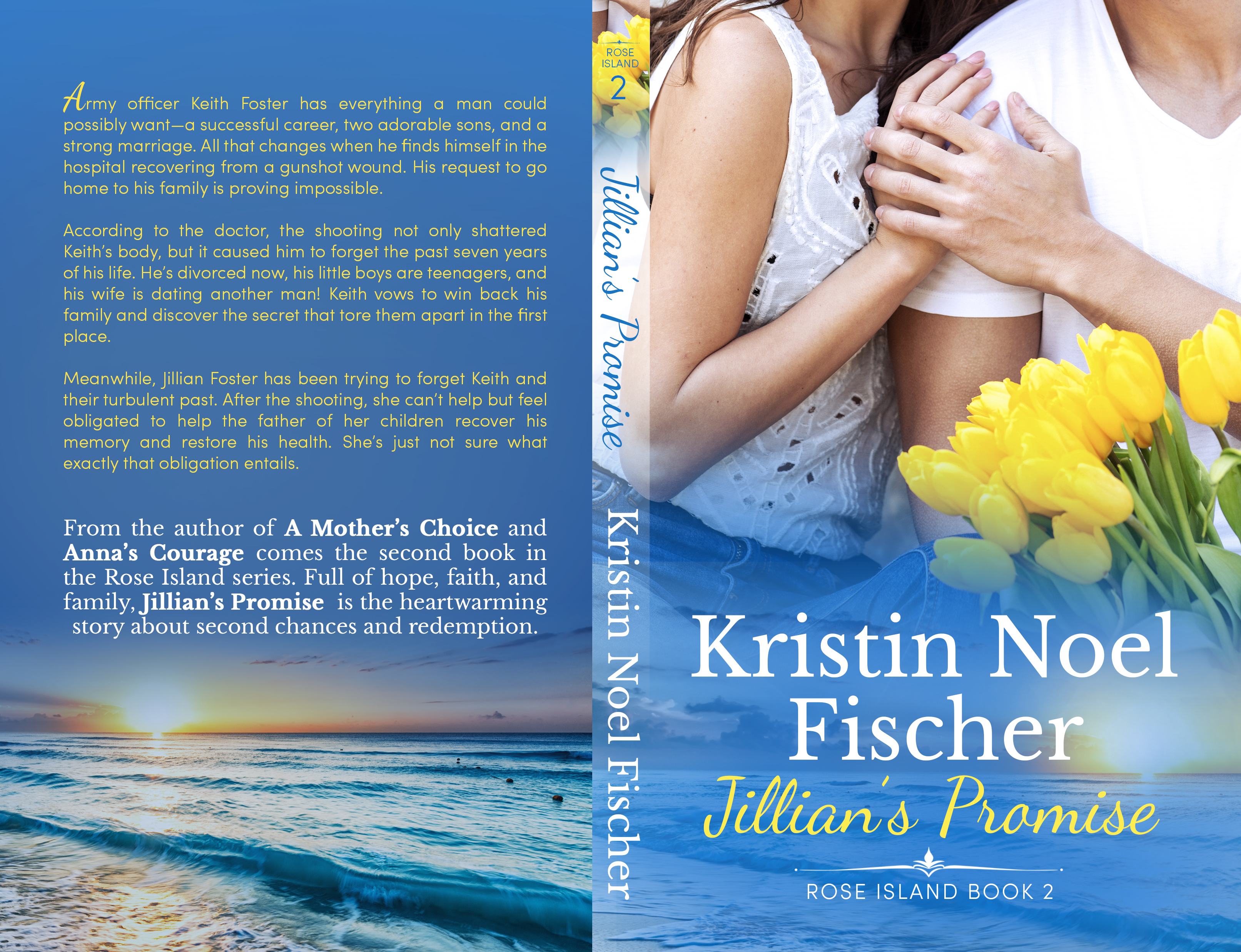 Jillian's Promise full cover WRONG PAGE COUNT
