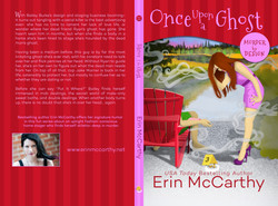 Once Upon a Ghost 5.25x8 150 pages