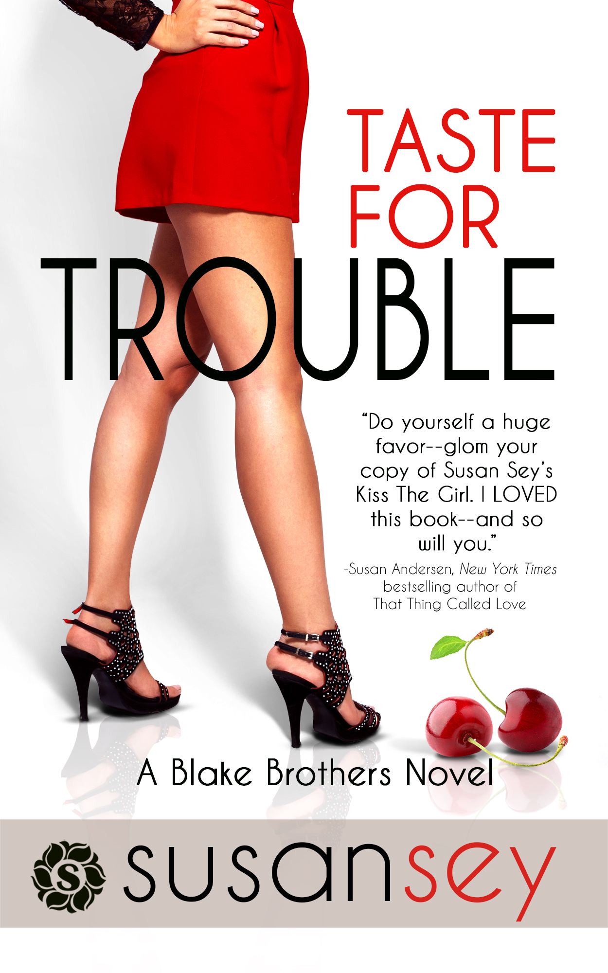 Taste for Trouble revamp final for Barnes and Noble
