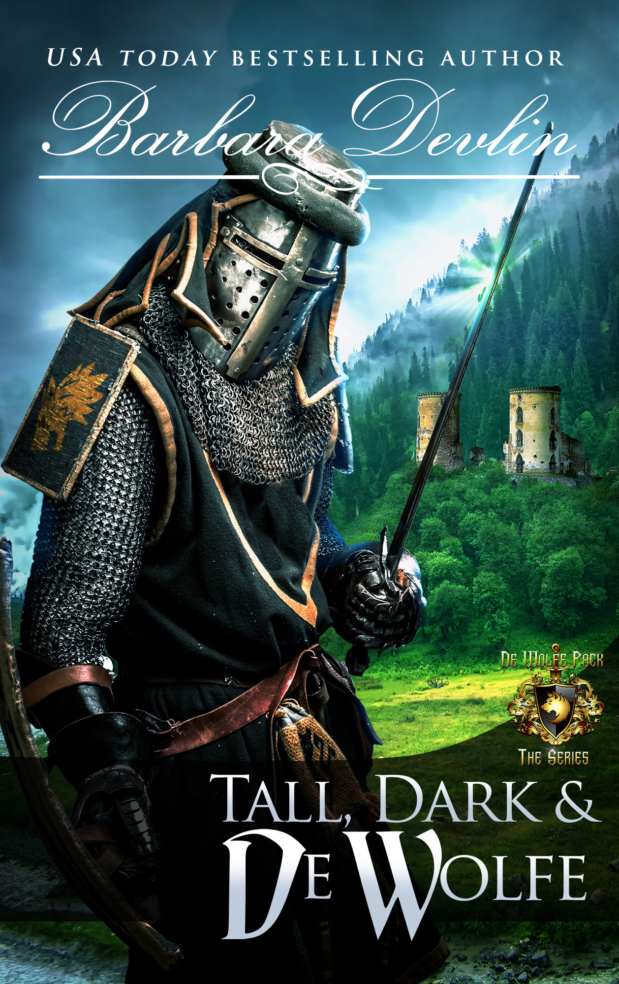Tall, Dark & DeWolfe final for Barnes and Noble