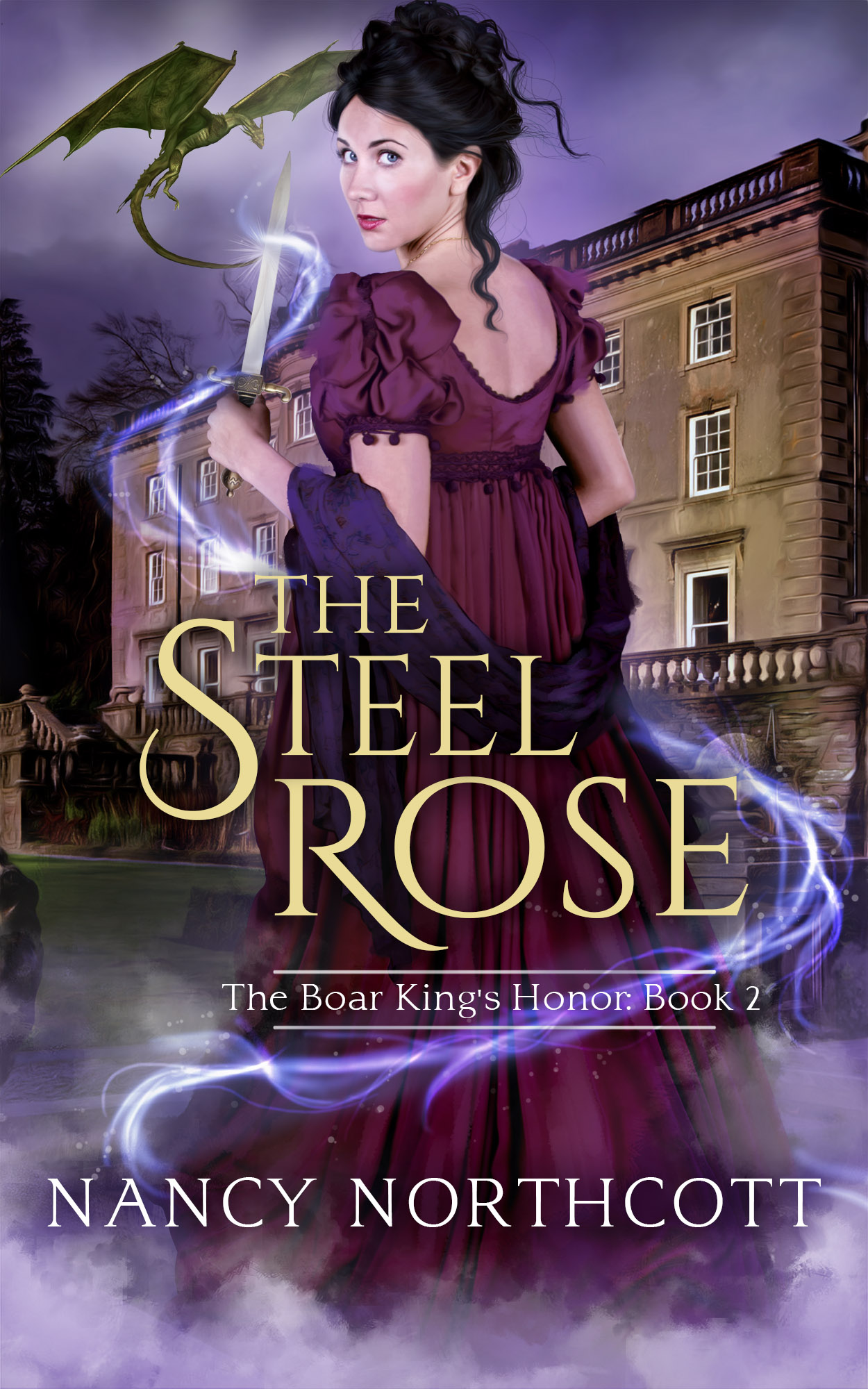 The Steel Rose Fantasy Edit for Barnes and Noble