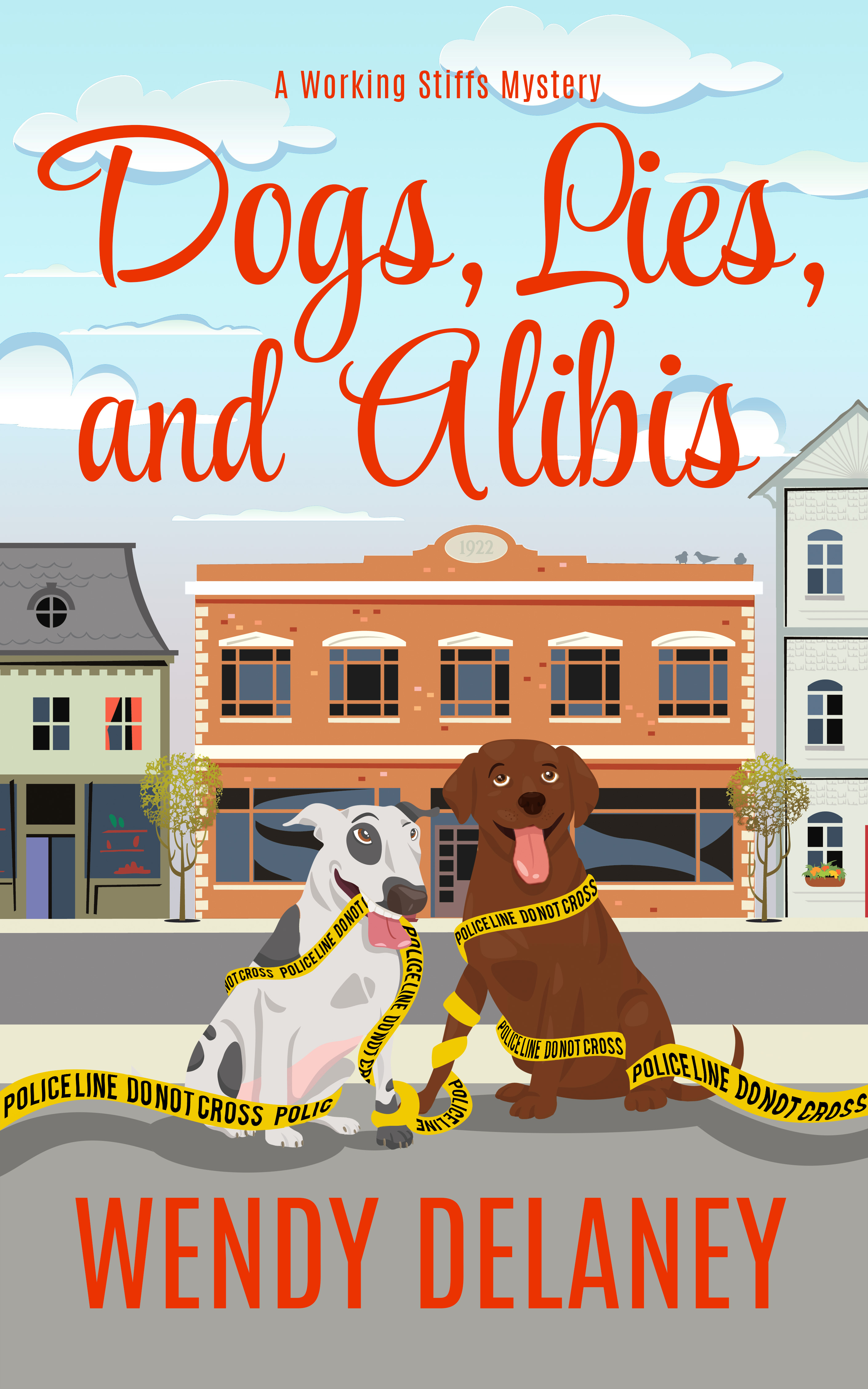 Dogs, Lies, and Alibis final