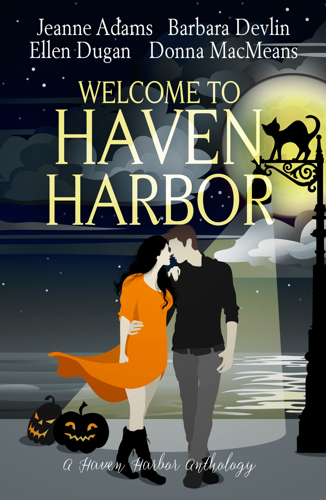 Welcome to Haven Harbor final for Barnes and Noble