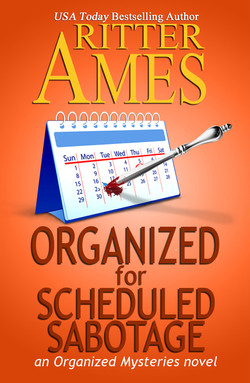 Organized for Scheduled Sabotage final for Barnes and Noble