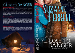 Close to Danger full cover revamp at 424 pages