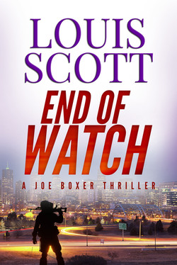 End of Watch final for Barnes and Noble