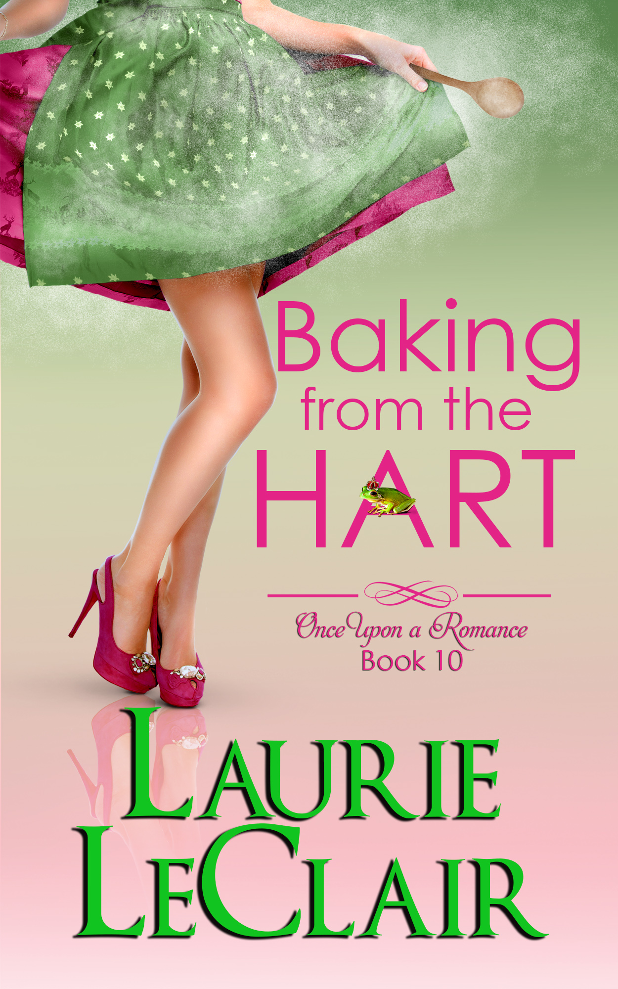 Baking from the Hart final for Barnes and Noble