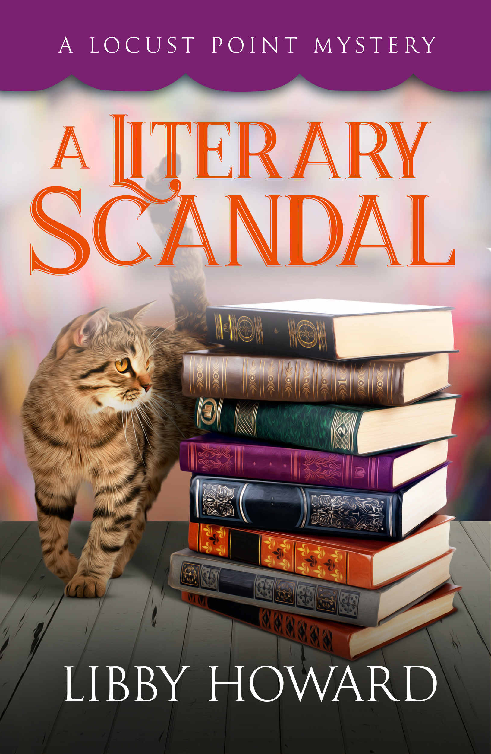 A Literary Scandal final