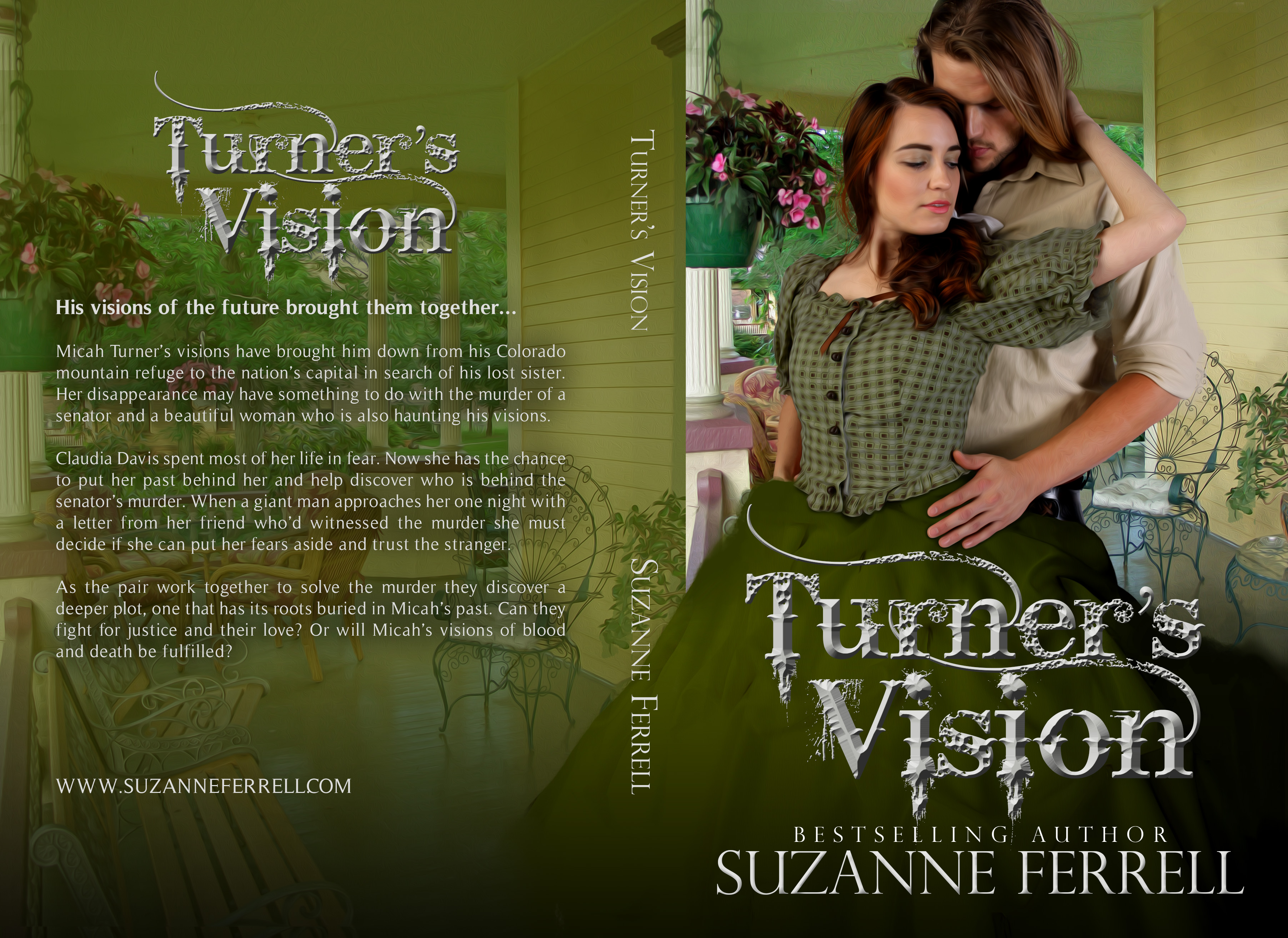 Turner's Vision full WRONG PAGE COUNT