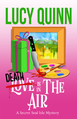 Love Death is in the Air final for Barnes and Noble