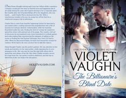The Billionaire's Blind Date full 5x8 at 120 pages