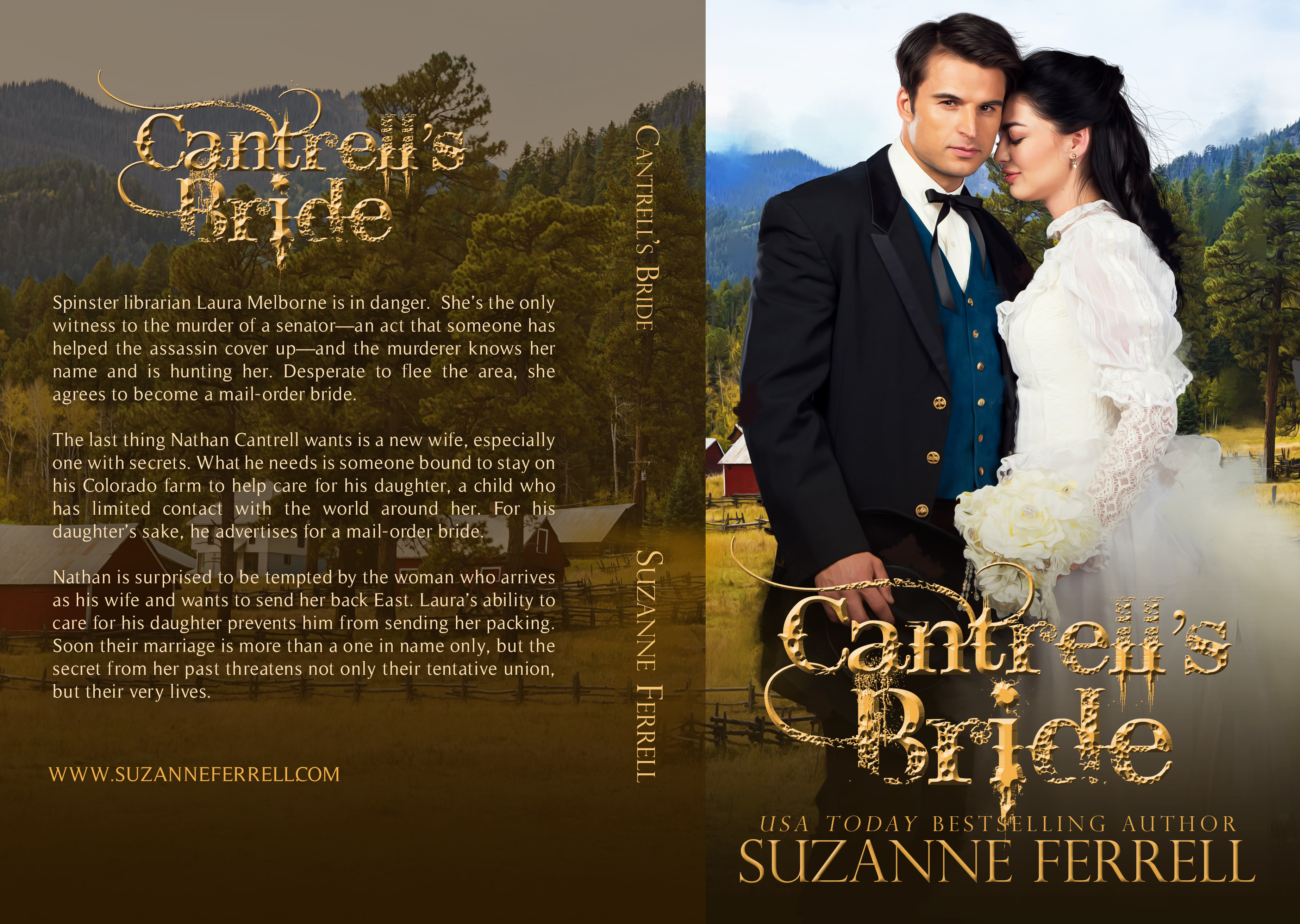Cantrell's Bride full 5_5 by 8_5 at 464 pages