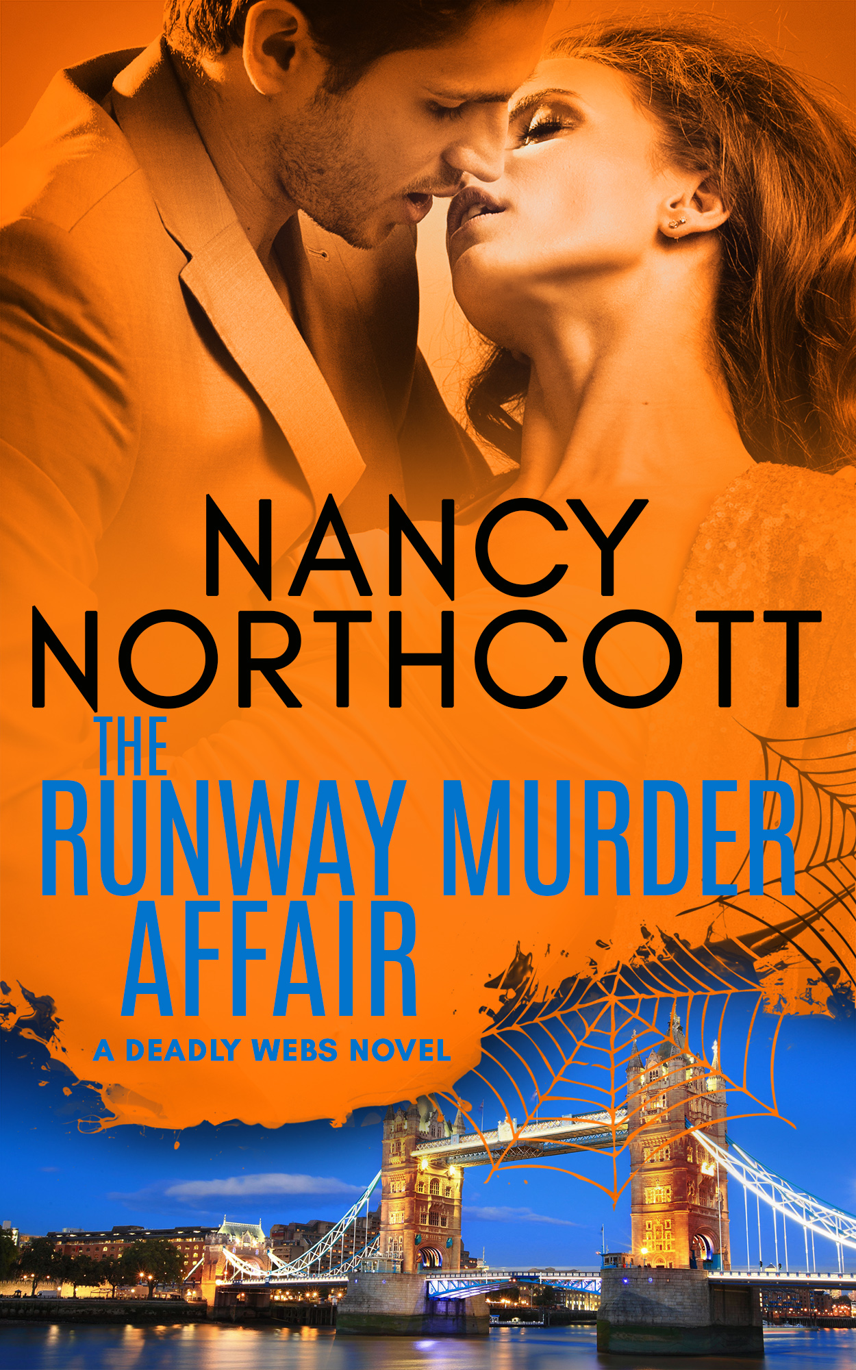 The Runway Murder Affair final for Barnes and Noble
