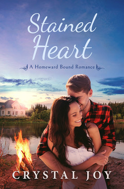 Stained Heart final for Barnes and Noble