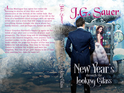 New Year's Through the Looking Glass 5x8 at 328 pages