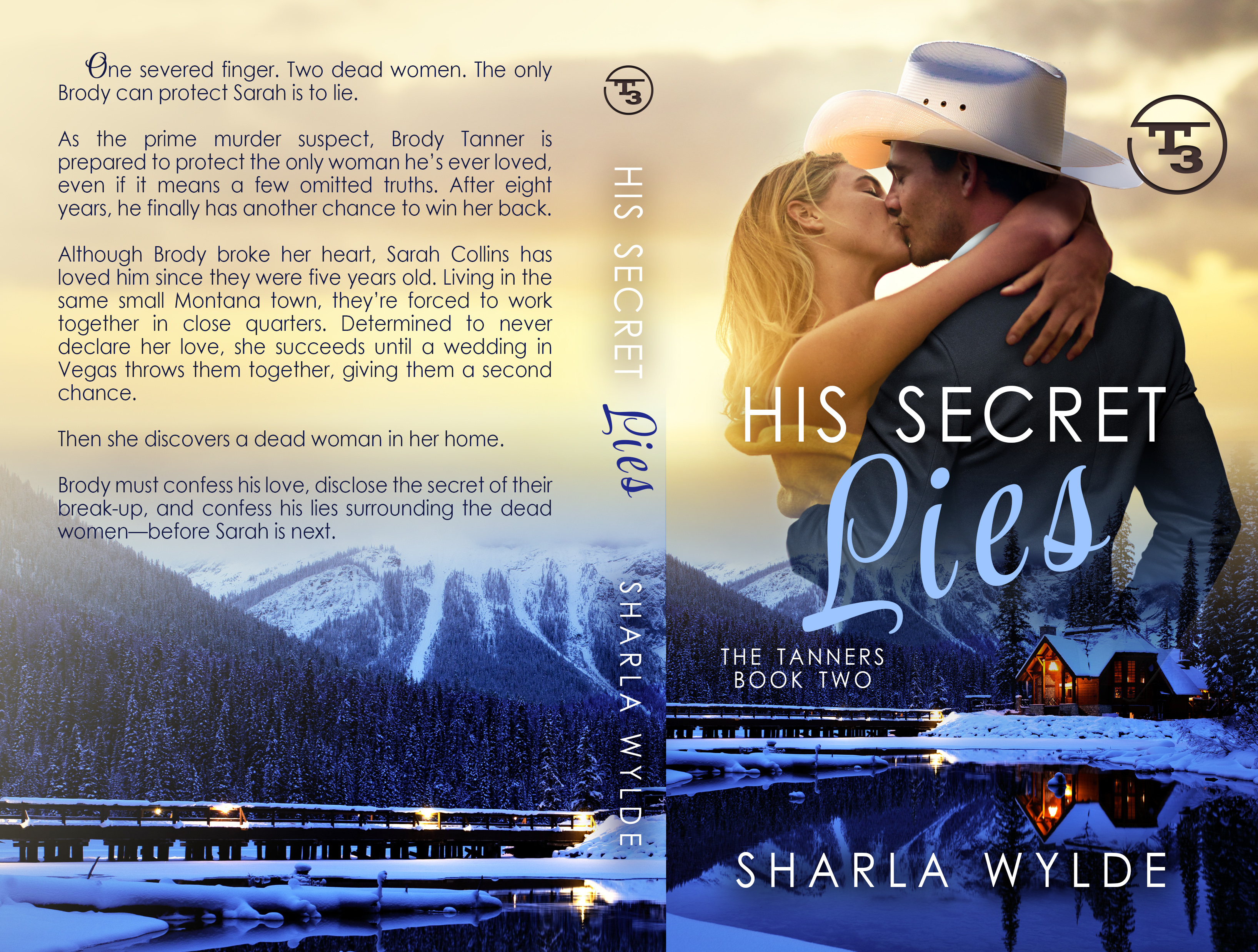 His Secret Lies full cover 5x8_BW_290