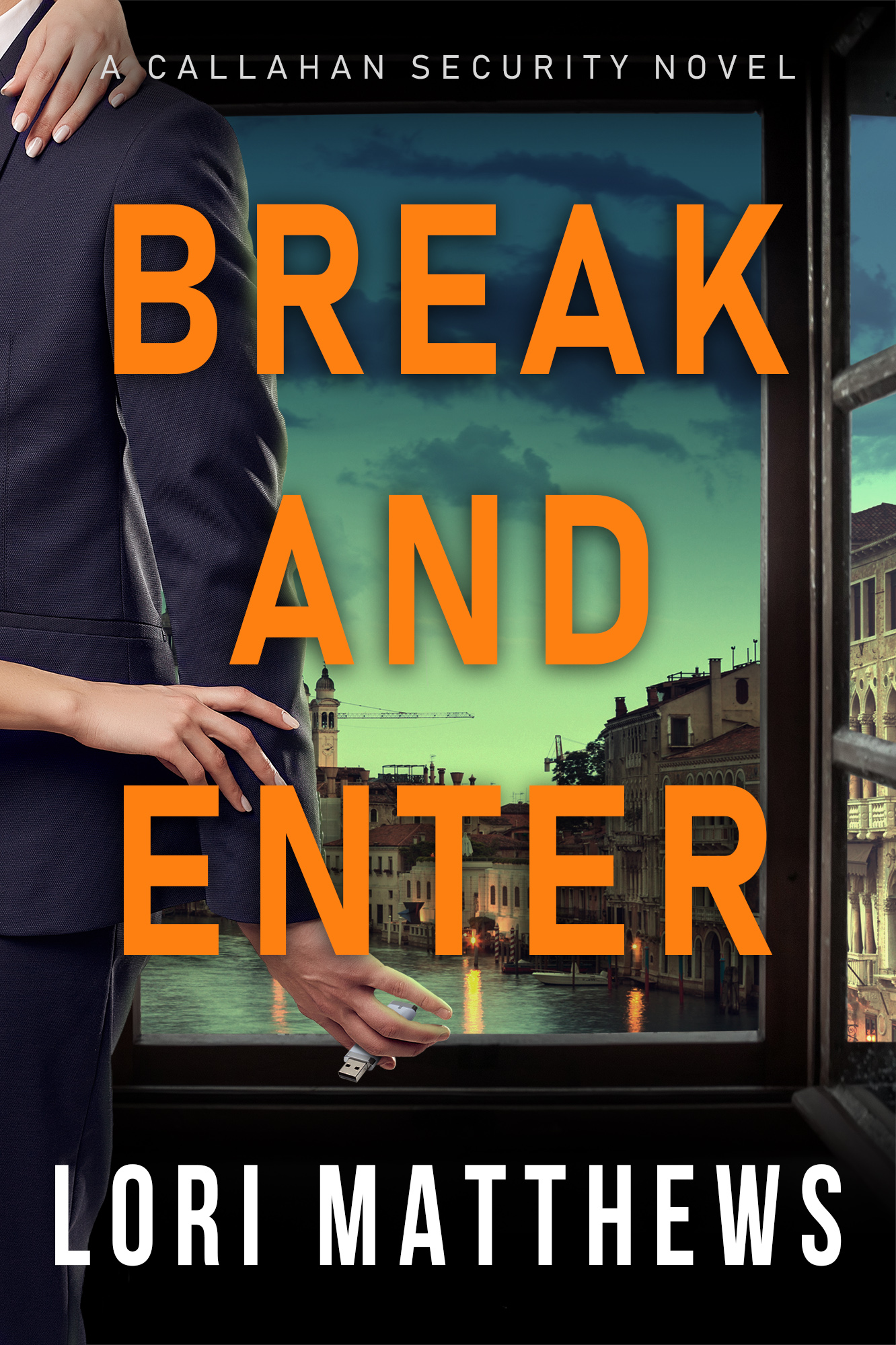 Break & Enter final for Barnes and Noble