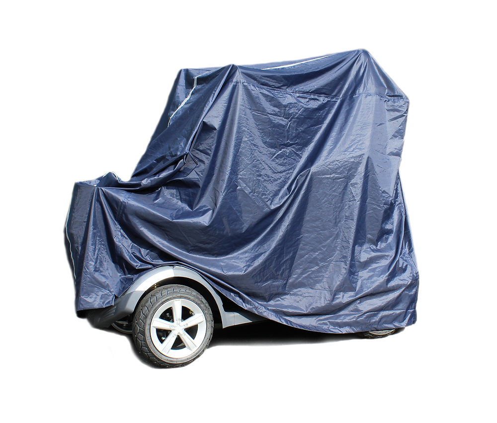 Scooterabdeckung Scooter-Garage Rolko-rainPRO