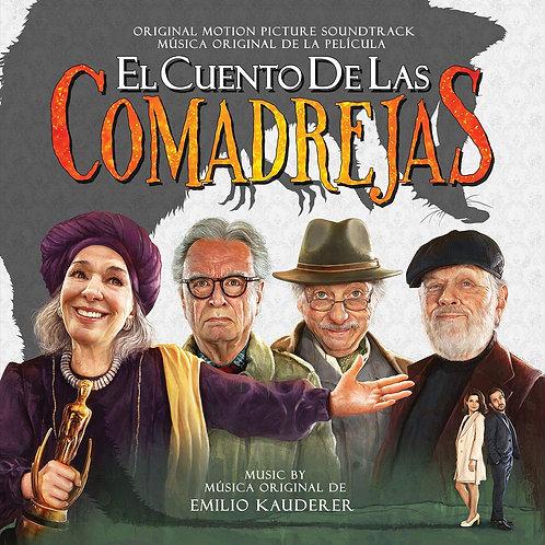 EL EL CUENTO DE LAS COMADREJAS  (Original Motion Picture Soundtrack) CD