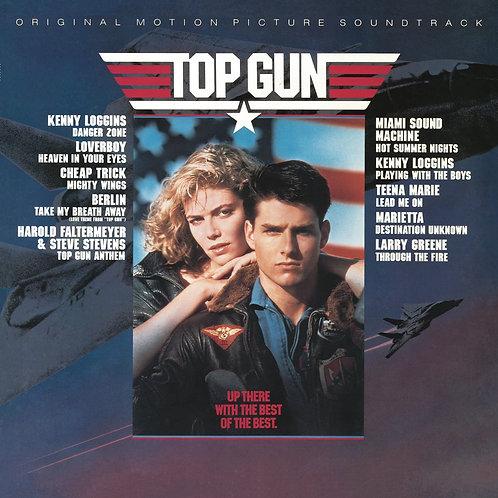 Top Gun (Original Motion Picture Soundtrack) Picture LP