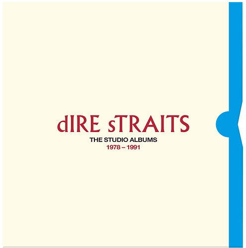 Dire Straits The Studio Albums 1978-1991 8LP