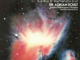 鮑特爵士「行星組曲」的權威性錄音