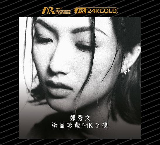 預訂 鄭秀文 極品珍藏 ARM 24K Gold (日本製造)