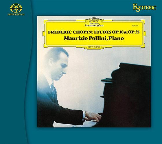 預訂 Chopin: Études Op.10 & Op.25