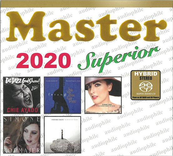 Master 2020 Superior SACD
