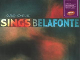 Carmen Gomes Inc.「Sings Belafonte」